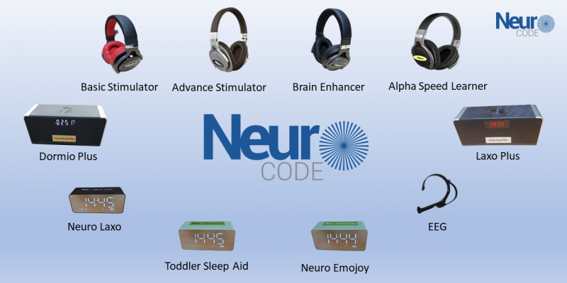 Neuro Code Products - 2021-2